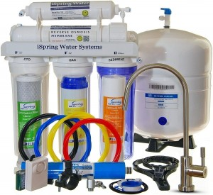 iSpring 75GPD 5-Stage Reverse Osmosis Water Filtration System – 2017 Review Guide